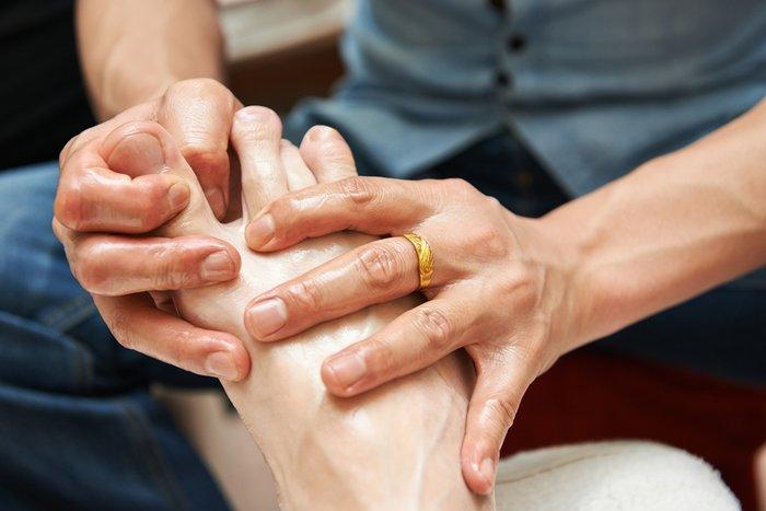 Народные средства для лечения ног при сахарном диабете