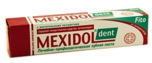 паста на основе Мексидола