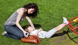 приступ у ребенка
