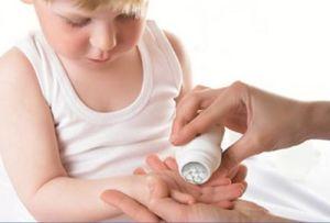 прописать таблетки детям