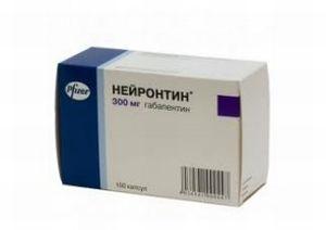Таблетки Нейротин