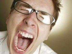 психоз - симптомы бешенства