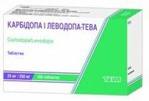 препарат Леводопа