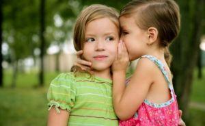 ребенок с дислалией
