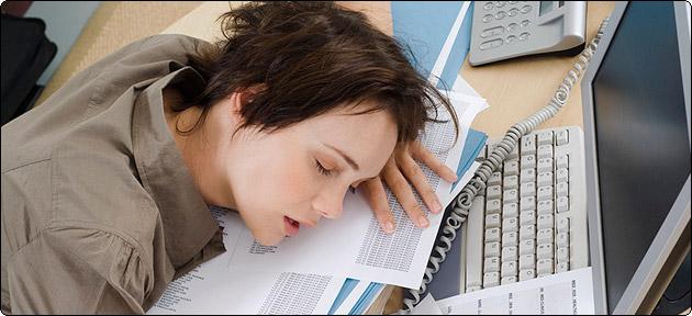 синдром хронической усталости в действии