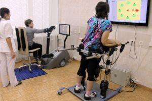 реабиталиционная гимнастика после инсульта