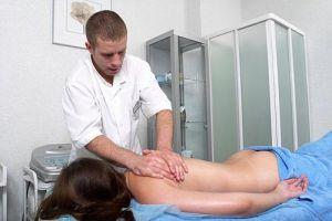 массаж спины после инсульта