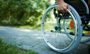 инвалидность при параплегии