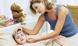 менингоэнцефалит у детей