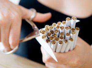 отказа от курения