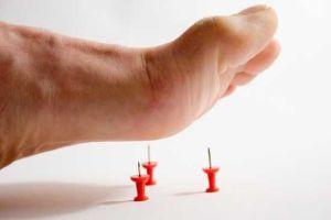 парестезия ног