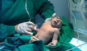 ребенок из утробы