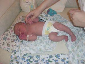 Менингоэнцефалит у младенца