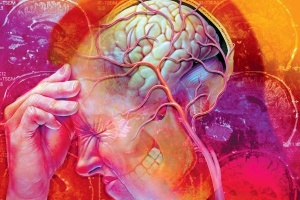 повышение внутричерепного давления