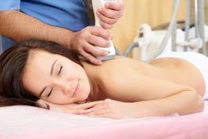 воздействие массажа