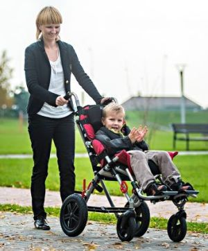 коляска для ребенка инвалида