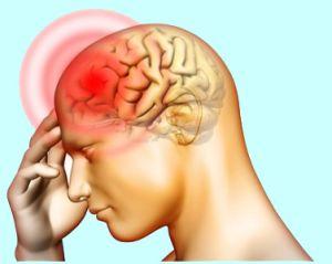 поражение мозга менингитом