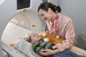 МРТ ребенку