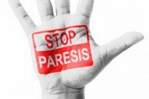 stop paresis