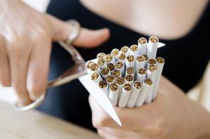 режим сигареты