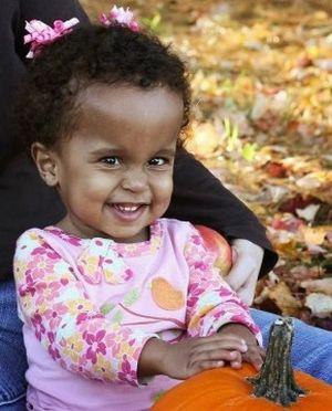 ребенок с поражением мозга