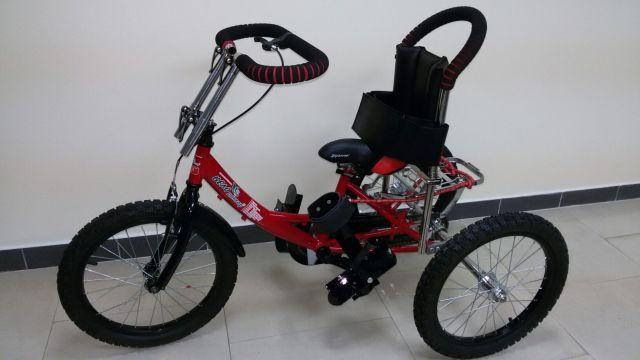 велодоктор велосипед для дцп