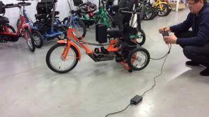 велотренажер для инвалидов