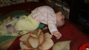 судорожный припадок у младенца