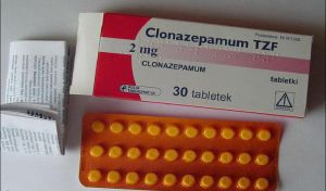 клоназепам таблетки
