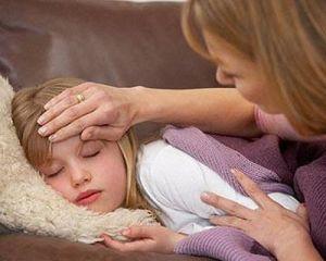 менингит у девочки