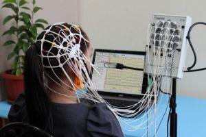 электроэнцефалография лобных долей