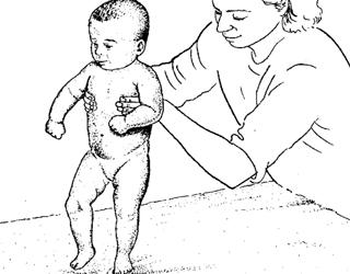 когда должен пойти младенец