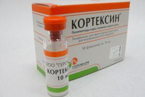 кортексин флакон