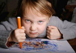 неврозное состояние у ребенка