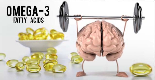Omega-3 для мозга