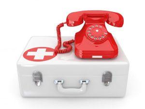 оказание первой помощи при травме позвоночника