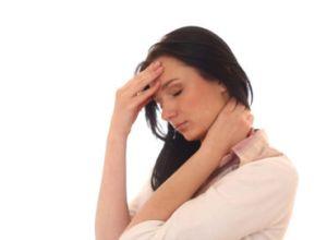 головная боль и головокружение