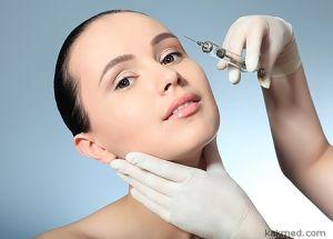 Лечение ботулотоксином А