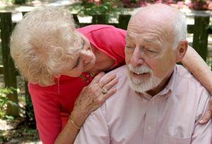 Деменция на фоне атрофии мозга