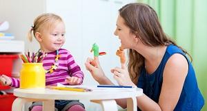 общение с ребенком