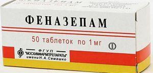 Феназепам