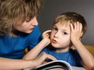Словарный запас у ребенка