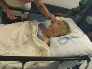 Лечение детей в онкобольнице
