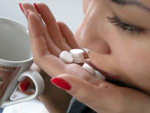 Бесконтрольный приём препаратов