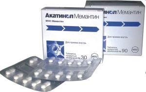Лекарство от деменции