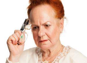 Старческий маразм симптомы и лечение