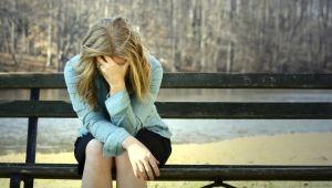 депрессия у девушки