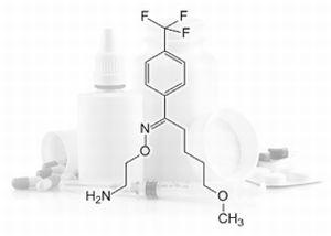 Формула флувоксамина