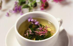 Травяные успокоительные чаи