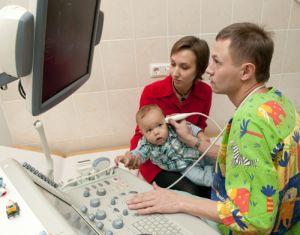 Нейросонография ребенка